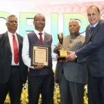SJVN BAGS CBIP AWARD AS BEST PERFORMING HYDRO POWER COMPANY